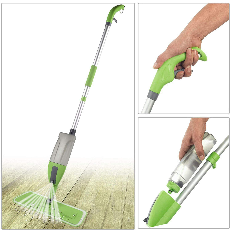 Spray Mop with Cloth Head   Buy Unique Stuff Today   Agiza Online